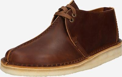 Clarks Originals Schnürschuh 'Desert Trek' in braun, Produktansicht