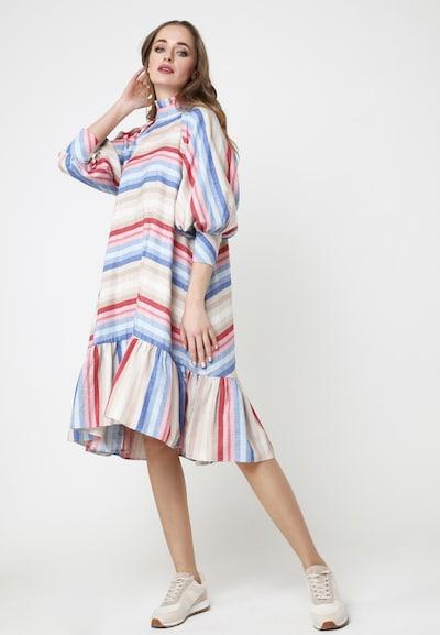 Madam-T Sommerkleid 'PALIANA' in mischfarben, Modelansicht