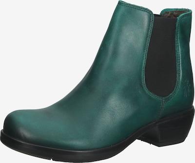FLY LONDON Chelsea Boots en vert, Vue avec produit
