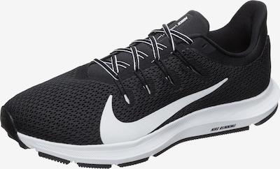 Bėgimo batai 'Quest' iš NIKE , spalva - juoda / balta, Prekių apžvalga
