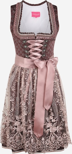 Krüger Madl Dirndl in pink / bordeaux, Item view