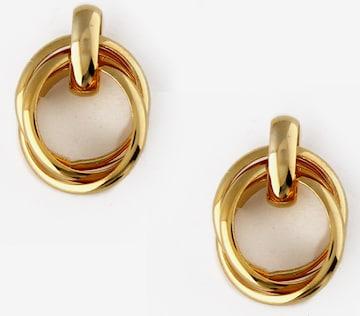 Orelia Fülbevalók - arany