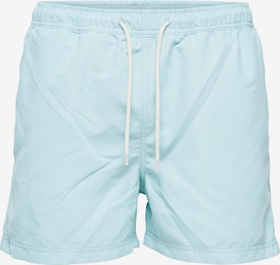 SELECTED HOMME Badeshorts in türkis, Produktansicht