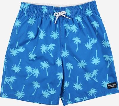 Abercrombie & Fitch Bermudas en azul / turquesa, Vista del producto