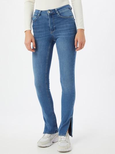 Gina Tricot Jeans 'Molly' in blue denim, Modelansicht
