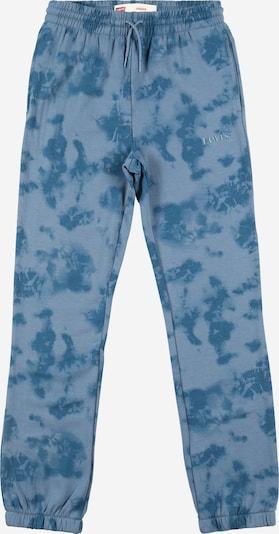 LEVI'S Broek in de kleur Smoky blue / Duifblauw, Productweergave