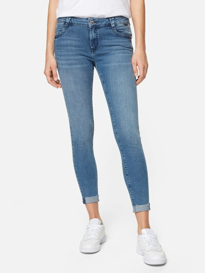 Mavi Jeans ' LEXY ' in blue denim, Modelansicht