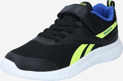 REEBOK Urheilukengät 'Rush Runner' värissä neonkeltainen / musta, Tuotenäkymä