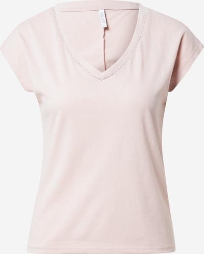 Tricou 'Bianca' Hailys pe roz, Vizualizare produs