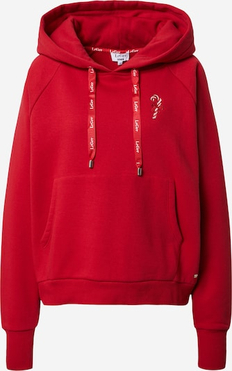 LeGer by Lena Gercke Hoodie 'Elisabeth ' in rot, Produktansicht