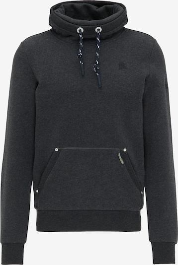 Schmuddelwedda Sweat-shirt en gris, Vue avec produit