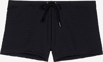 HOM Swim Trunks 'Antoni' in Black