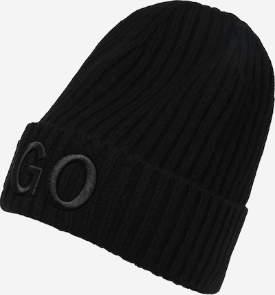 HUGO Beanie in black, Item view