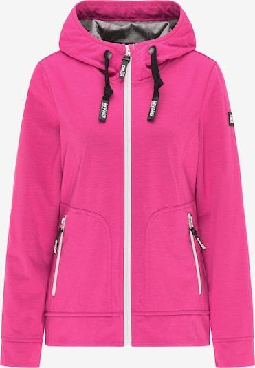myMo ATHLSR Sportief sweatvest in de kleur Pink, Productweergave
