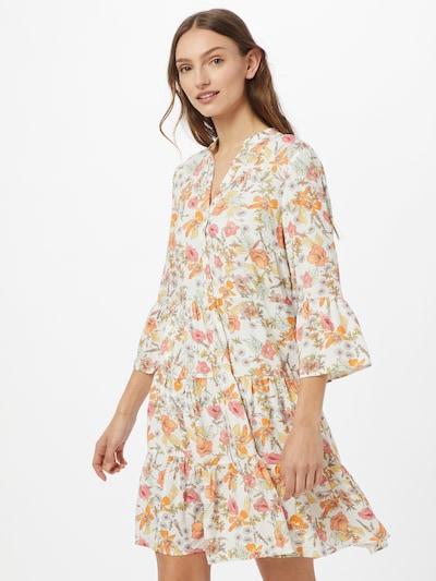 MORE & MORE Kleid in mischfarben / weiß, Modelansicht