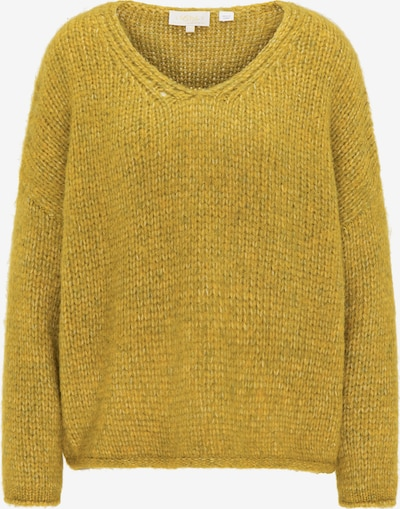 usha FESTIVAL Pullover in honig, Produktansicht