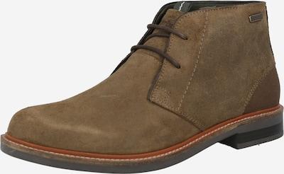Barbour Chukka Boots in khaki, Produktansicht