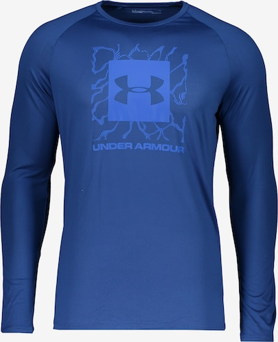 UNDER ARMOUR Sweatshirt in blau, Produktansicht