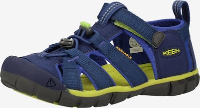 KEEN Sandale in blau, Produktansicht