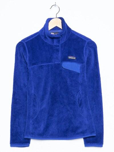 PATAGONIA Fleece in S in kobaltblau, Produktansicht