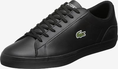 LACOSTE Nízke tenisky 'Lerond' - zelená / červená / čierna / biela, Produkt