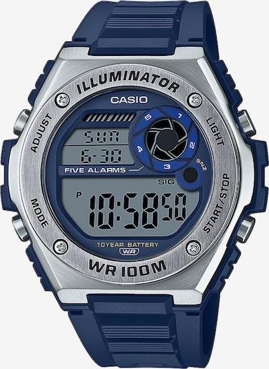 CASIO Uhr 'MWD-100H-2AVEF' in blau / silber, Produktansicht
