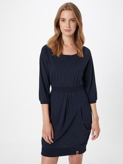 Fli Papigu Kleid 'Crime Girl' in dunkelblau, Modelansicht