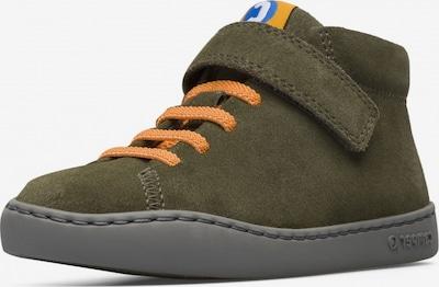 CAMPER Sneaker ' Peu Touring ' in oliv, Produktansicht