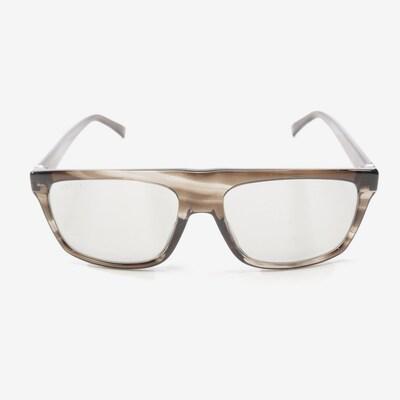 Gucci Sonnenbrille in One Size in braun / grau, Produktansicht