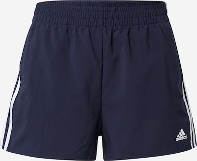 ADIDAS PERFORMANCE Workout Pants in Navy / Black, Item view