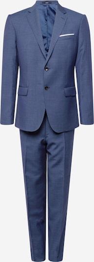 JOOP! Anzug 'Herby' in navy / weiß, Produktansicht