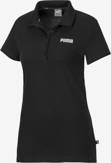 PUMA T-shirt en noir, Vue avec produit
