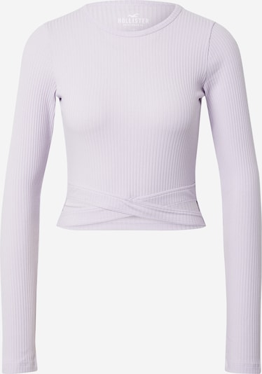 HOLLISTER Shirt in pastelllila, Produktansicht