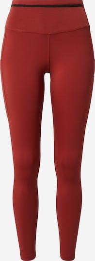 NIKE Pantalón deportivo en ópalo / rojo / negro, Vista del producto