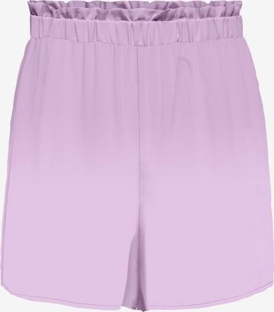 ONLY Pantalon 'Alma' en violet, Vue avec produit