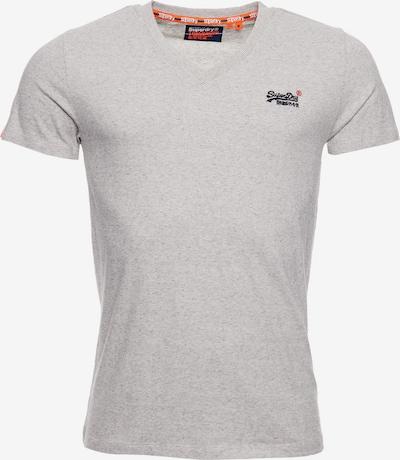 Superdry Shirt in marine / weiß, Produktansicht