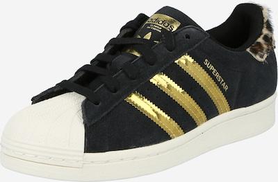 ADIDAS ORIGINALS Zapatillas deportivas bajas 'SUPERSTAR' en oro / negro, Vista del producto