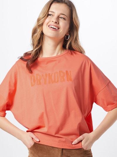 DRYKORN Shirt 'KELIA_P4' in pfirsich: Frontalansicht