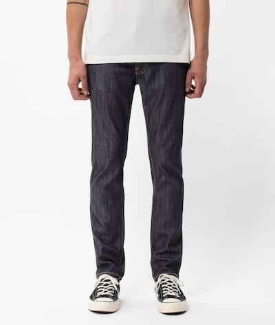 Nudie Jeans Co Jeans 'Lean Dean Dry' in blue denim, Produktansicht