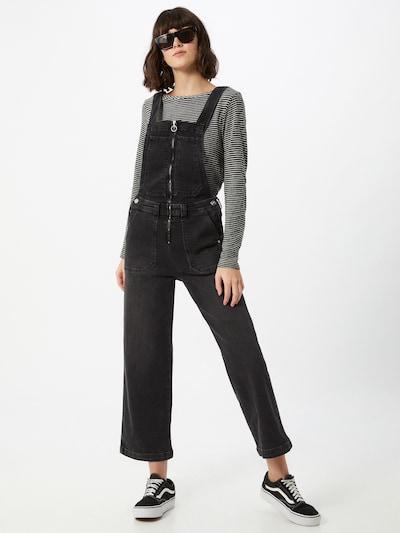 Pepe Jeans Džíny s laclem 'Claire' - černá, Model/ka