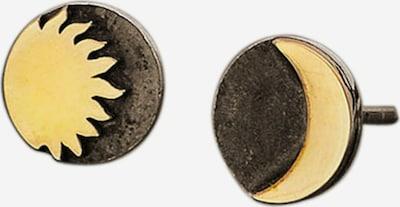 Gemshine Oorbellen in de kleur Goud / Zilver, Productweergave