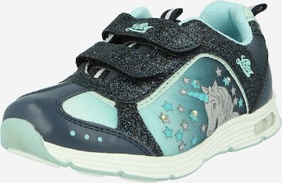 LICO Ниски обувки 'Blinkies Unicorn  Blinky' в нейви синьо / светлосиньо, Преглед на продукта