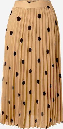 Dorothy Perkins Sukňa - farba ťavej srsti / čierna, Produkt