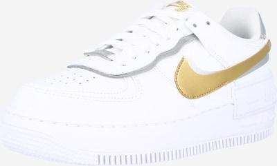 Nike Sportswear Sneaker 'Force 1 Shadow' in goldgelb / weiß, Produktansicht