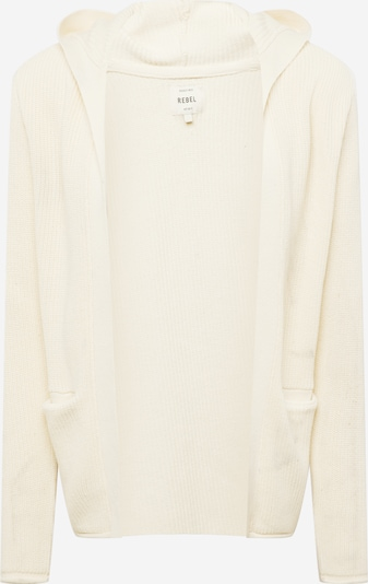 Redefined Rebel Knit Cardigan 'Cabe' in Wool white, Item view