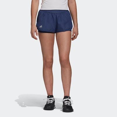 ADIDAS PERFORMANCE Shorts in blau, Modelansicht