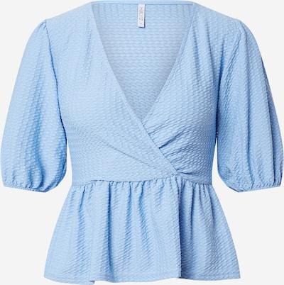 Bluză 'Helen' Hailys pe albastru fumuriu, Vizualizare produs
