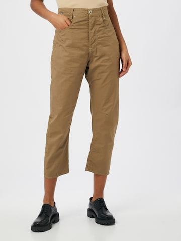 G-Star RAW Hose in Braun