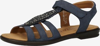 RICOSTA Sandale in blau, Produktansicht