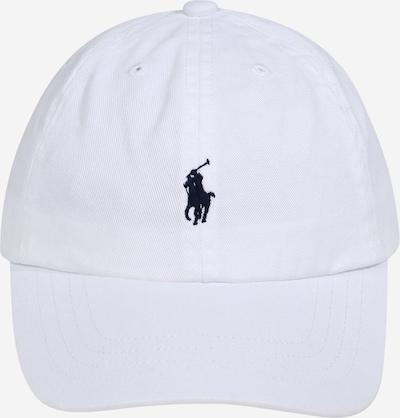 POLO RALPH LAUREN Cap in schwarz / weiß, Produktansicht